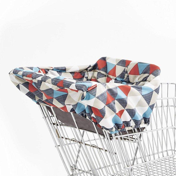 ~❤美國寶寶的衣櫥❤~(獨家現貨)美國帶回 Skip Hop 兒童 寶寶 購物車 餐椅 推車保潔墊 餐椅套