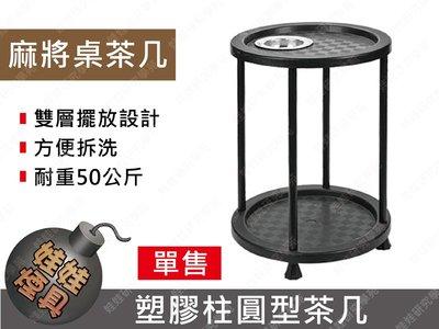 ㊣娃娃研究學苑㊣塑膠柱圓型茶几(單售)...
