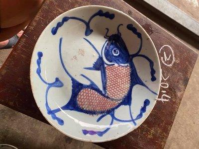 林衝浪私倉聊很會跑的魚盤,福碟,醬油碟,山水碟,邊吃邊看都開心!