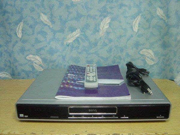 Y【小劉二手家電】BENQ DVD錄放影機,壞機可修/抵!