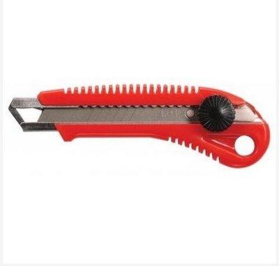 附發票(東北五金)L550 大型高級美工刀 專業級旋轉鎖定美工刀 18mm