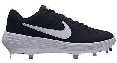 NIKE ALPHA HUARCHE VARSITY LW/AO7960-001棒壘球鞋鐵釘黑