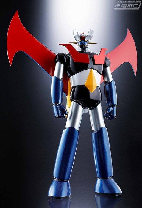 【日販】超合金魂 GX-70~無敵鐵金剛 魔神Z D.C.~代理版!現貨