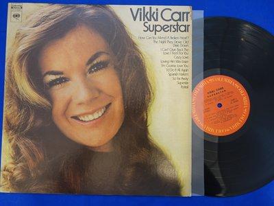 【柯南唱片】Vikki Carr (薇琪卡爾)C31040>>美版LP