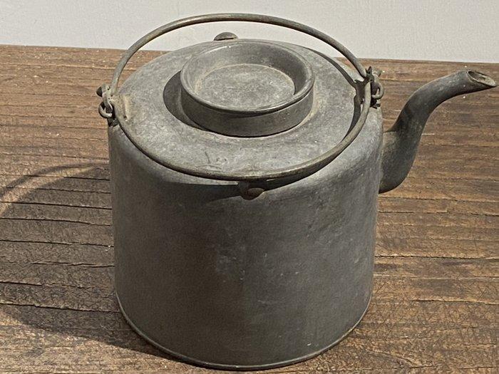 【一(藝)窩】清代 大錫壺
