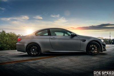 【耀天國際】BMW E90 E92 E93 M3 O款 卡夢側裙定風翼