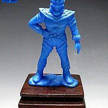 【 金王記拍寶網 】(常5) W5150 早期日版袖珍老玩具 超人戰隊 老品一隻 絕版罕見稀少 (櫥櫃袖珍品老玩具珍藏)