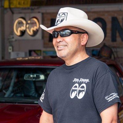 (I LOVE樂多)MOON Equipped Ten-gallon Hat 牛仔帽3帽孔 經典帽款復刻
