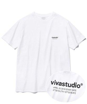 Doota.S 代購  VIVASTUDIO LOCATION SHORT SLEEVE JS 男女同款 T恤 2005