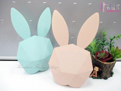 ☆[Hankaro]☆ 創意可愛小兔USB充電智能感應鬧鐘小夜燈