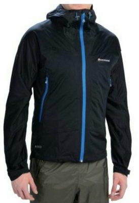 英國 Montane Trailblazer Stretch Soft Shell Jacket 男 四向彈性 防水透氣 連帽外套 風雨衣 Waterproof