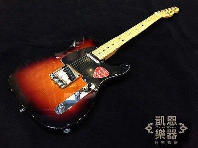 免運 美廠 Fender American Special Telecaster 60週年楓木 電吉他