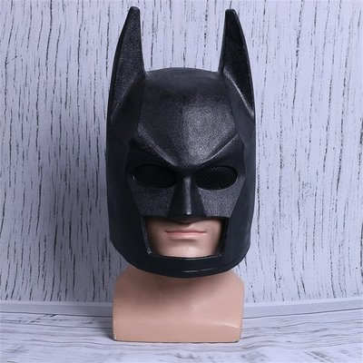 萬聖節道具 角色扮演 面具 電影樂高蝙蝠Bat頭盔面具cosplay 萬圣節cos面具頭盔道具大俠man