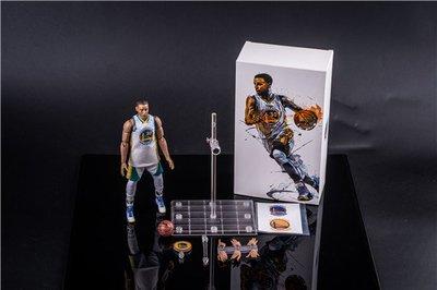 惠美玩品 歐美系列 NBA 公仔 1811 史蒂芬·柯瑞30號球衣 1 9 白色球衣 籃球運動員