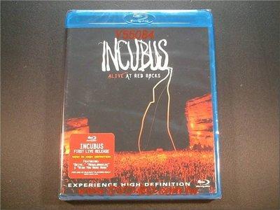 [藍光BD] - 重擊合唱團 : 重擊紅石現場演唱會 Incubus : Alive At Red Rocks BD + CD 雙碟限定版