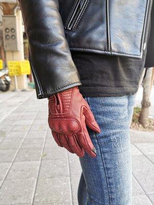 (二輪動力生活館) 法國Five手套 KANSAS LADY 女用復古皮革手套