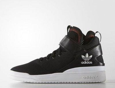 全新預購adidas originals forum mid 黑/白 高統 運動鞋