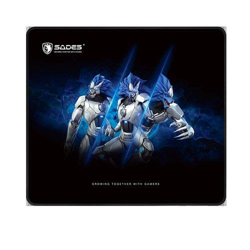 ☆. 高雄市耗材填充供印站 .☆   SADES Frost冰霜 FPS專用加大電競鼠墊