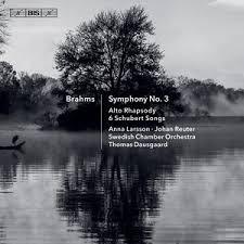 合友唱片 布拉姆斯: 第三號交響曲/女低音狂想曲 湯瑪士.道斯葛 指揮 瑞典室內管弦樂團 SACD