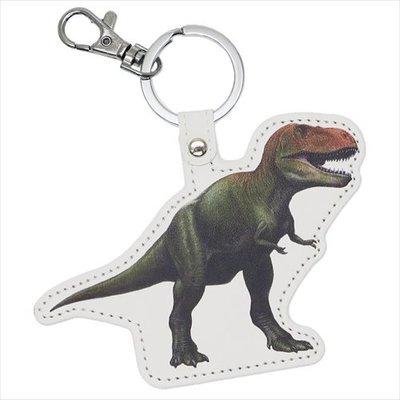 41+現貨免運費 《キッズ》ティラノサウルスA PUネームキーホルダー