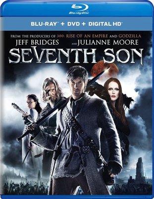 【藍光電影】第七子:降魔之戰 Seventh Son (2014) 獵魔七煞(港) 65-018