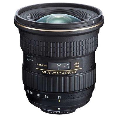 *大元˙高雄*【現貨供應】Tokina 11-20mm f2.8 AT-X PRO DX 公司貨 保固二年