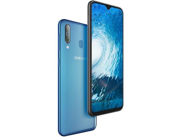 【天語手機館】SAMSUNG Galaxy A40s 現金直購價$7150**玻璃貼特價$150**