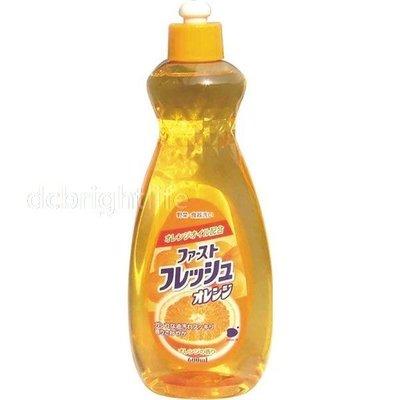 【亮亮生活】ღ 第一石鹼中性洗碗精-柑橘香 600ml ღ 含稅 清潔力佳 迅速分解碗盤上的油污