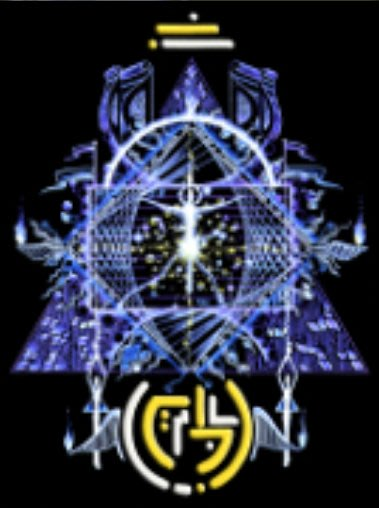 [心靈之音] ##213 光的天蓬(成功與勝利)CANOPY OF LIGHT-能量催化圖-美國進口中文說明
