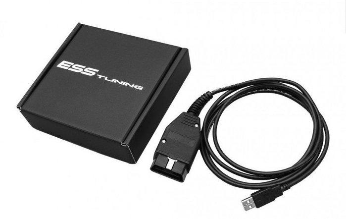 【樂駒】ESS Tuning E-Flash 改裝 軟體 BMW E46 M3 性能 強化 電腦 效能 解限速