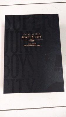 只賣空殼喔-SUPER JUNIOR:Boys in City Season 4_Paris(豪華珍藏版)