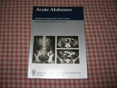 二姑書坊  :  Acute  Abdomen