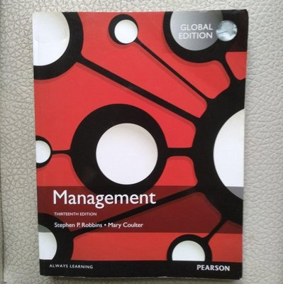 管理學 | Management (Thirteenth Edition) Global Edition