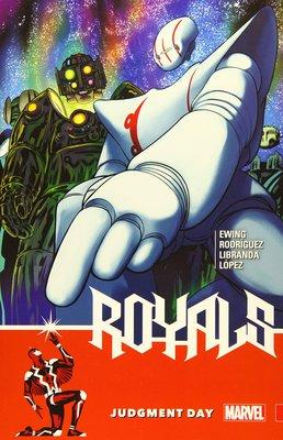 《代訂中》[美版書籍]Royals Vol. 2: Judgment Day [Paper(9781302906955)