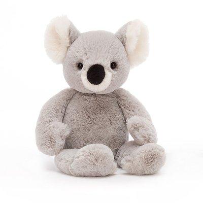 預購 英國 JELLYCAT 經典可愛Q版無尾熊 最精緻的絨毛玩偶 觸感好 Koala 安撫娃娃 生日禮