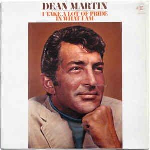 美國二手黑膠 Dean Martin - I Take A Lot Of Pride In What I Am