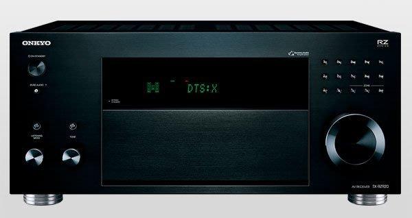 TX-RZ920  9.2聲道網絡影音擴大機 加一仟贈品二選一 另 TX-RZ730 新店音響