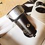-宗蒼歐系改裝- BMW 原廠USB車充 車用充電器 點菸器 (雙孔)