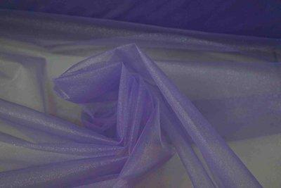 地帶~粉紫色亮面雪紗網10尺100元~.做禮服.婚禮佈置.頭紗.窗紗 150~300公分 ~
