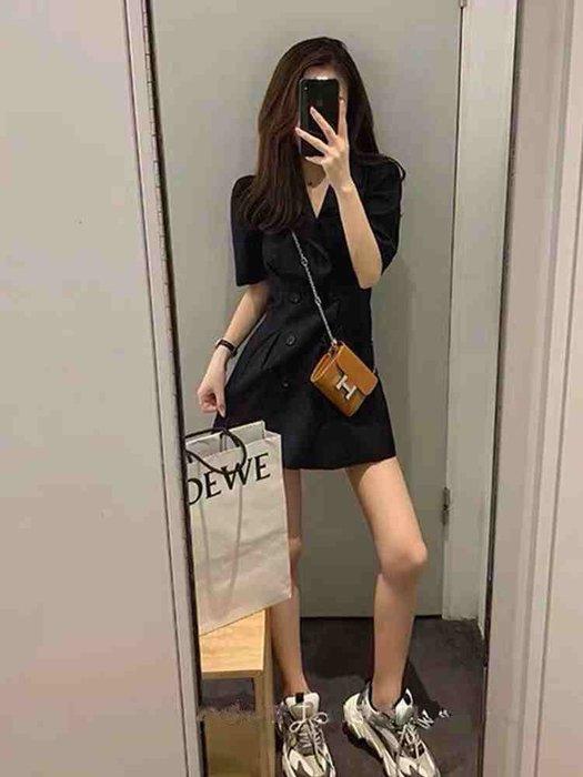 ❤Princess x Shop❤夏季法式西裝連衣裙子女可鹽可甜套裝TMY6-70-1女裝韓國同款
