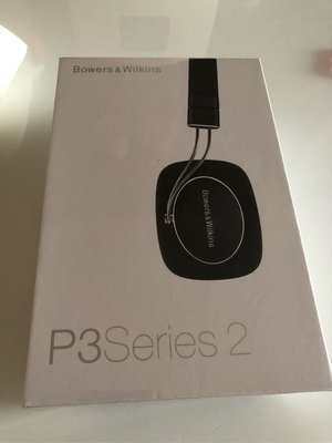 全新 Bowers & Wilkins B&W P3 Series 2