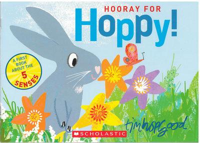 *小貝比的家*HOORAY FOR HOPPY/平裝/3~6歲/天氣