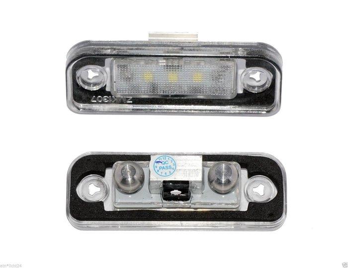 ◇光速LED精品◇BENZ W211 W203 W219 R171牌照燈