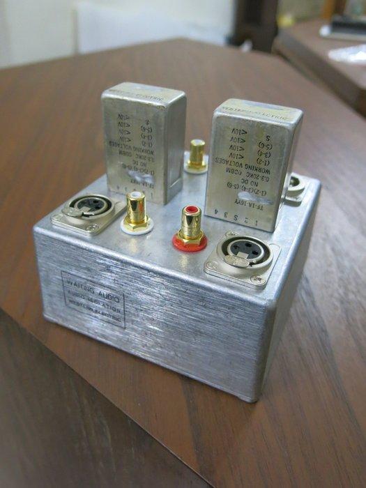 WE Western Electric 西電CD.數位訊源匹配器(亦適用於前級後級間)