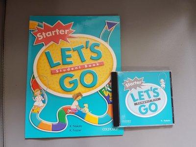 牛津LET'S GO英文教材+CD