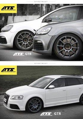 德國 ATS GTR 賽用輪框 18吋 VAG車款 5x112 9J ET37 S3 TTS GTI GOLF R A3 GTR 908 輕量化賽用輪框