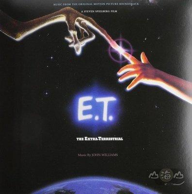 【黑膠唱片LP】E.T外星人 E.T. The Extra-Terrestrial / 約翰威廉士---4713843