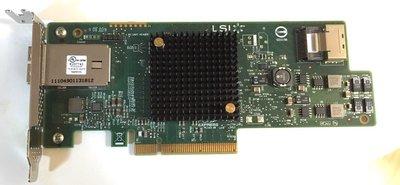 LSI 9207-4i4e SAS Hba介面卡