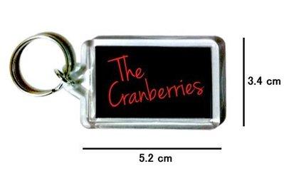 〈可來圖訂做-鑰匙圈〉The Cranberries 小紅莓 壓克力雙面鑰匙圈 (可當吊飾)