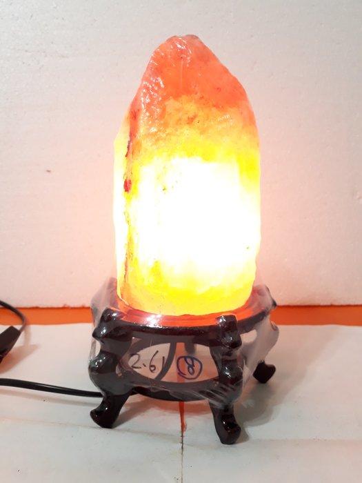 【九龍藝品】鹽   燈 ~ 重量約2.61kg【8】